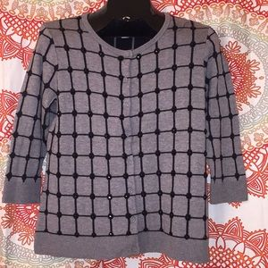Coldwater Creek P S Cardigan Sweater Top